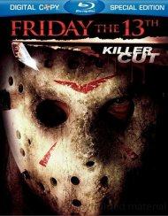 Friday The 13th: Killer Cut Blu-ray