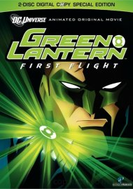 Green Lantern: First Flight - Two Disc Special Edition Movie