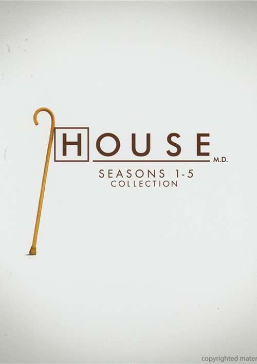 House: Seasons 1 - 5 Movie