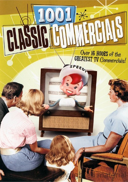 1001 Classic Commercials Movie