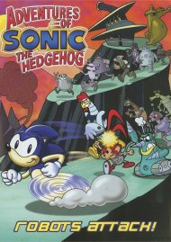 Adventures Of Sonic The Hedgehog: Robots Attack! Movie