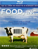 Food, Inc. Blu-ray
