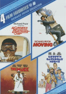 4 Film Favorites: Richard Pryor Collection Movie