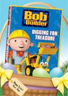 Bob The Builder: Digging For Treasure - Easter Basket Faceplate Movie