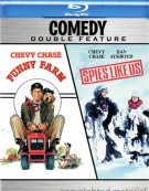 Funny Farm / Spies Like Us (Double Feature) Blu-ray