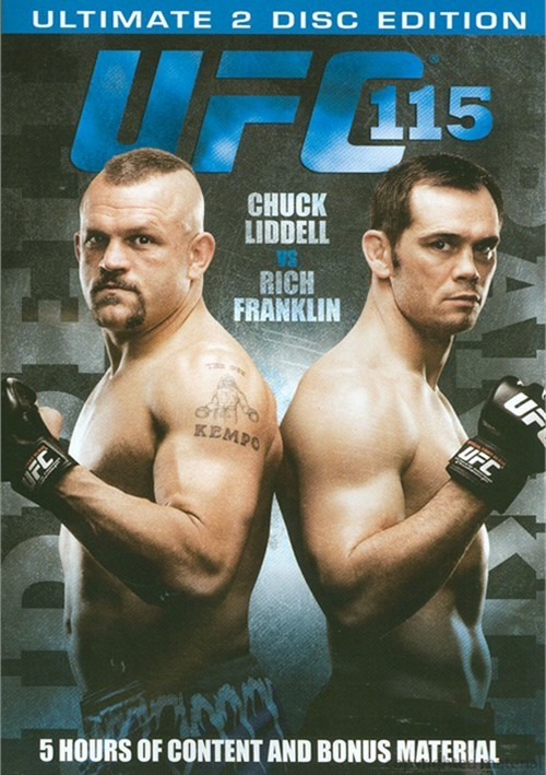 UFC 115: Ultimate 2 Disc Edition Movie