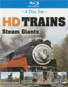 HD Trains Blu-ray