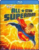 All-Star Superman Blu-ray