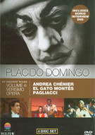Plácido Domingo: Volume 4 - Verismo Opera Movie