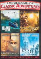 4 Movie Marathon: Classic Adventures Movie