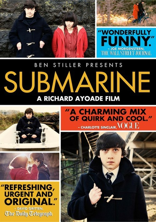 Submarine Movie