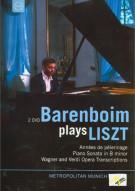 Barenboim Plays Liszt Movie