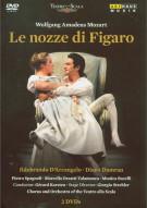 Mozart: Le Nozze Di Figaro Movie