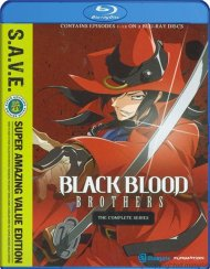 Black Blood Brothers: The Complete Series Blu-ray