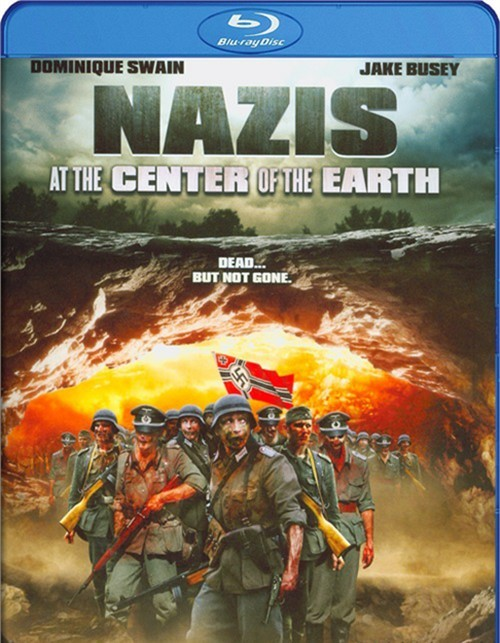 Nazis At The Center Of The Earth Blu-ray