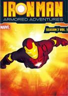 Iron Man: Armored Adventures - Season 2 Volume 1 Movie