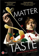 Matter Of Taste, A: Serving Up Paul Leibrandt Movie