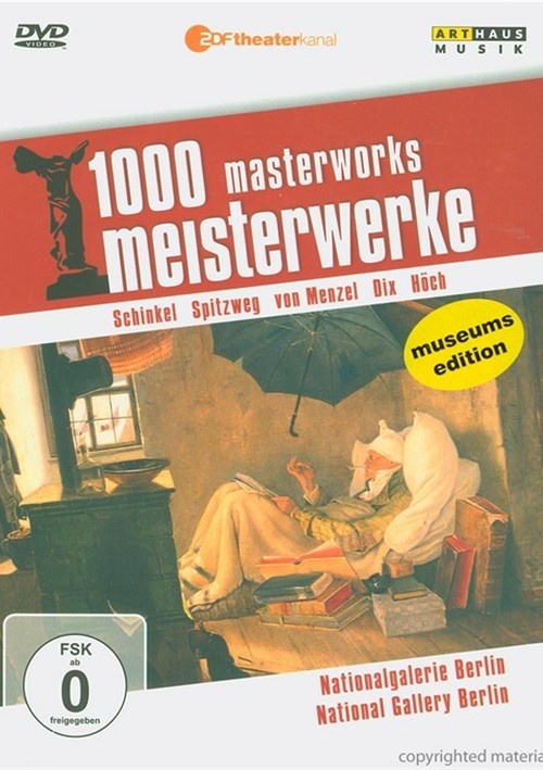 1000 Masterworks: National Gallery Berlin Movie