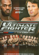 UFC: The Ultimate Fighter 17 - Team Jones Vs. Team Sonnen Movie