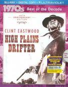 High Plains Drifter (Blu-ray + Digital Copy + UltraViolet) Blu-ray