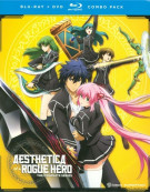 Aesthetica Of A Rogue Hero: The Complete Series - Alternate Art (Blu-ray + DVD Combo) Blu-ray