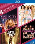 4 Film Favorites: Romantic Comedy Blu-ray
