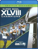 NFL Super Bowl XLVIII Champions: 2013 Seattle Seahawks Blu-ray
