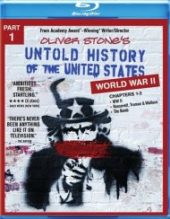Untold History Of The United States Part 1: World War II Blu-ray