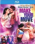 Make Your Move Blu-ray