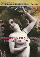 Forbidden Films From The Age Of Beauty: Anthology Of Erotic Cinema - The 1900s Movie