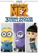Despicable Me 2: 3 Mini-Movie Collection Movie