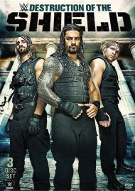 WWE: The Destruction Of The Shield Movie