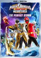 Power Rangers Super Mega: The Perfect Storm (DVD + UltraViolet) Movie