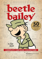 Beetle Bailey: Complete Cartoon Collection Movie