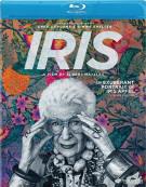 Iris Blu-ray