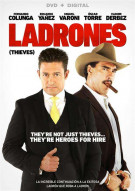 Ladrones (DVD + UltraViolet) Movie