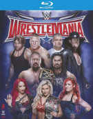 WWE: Wrestlemania 32 Blu-ray