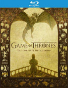 Game Of Thrones: The Complete Fifth Season (Bluray + UltraViolet) Blu-ray
