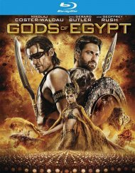 Gods Of Egypt (4K Ultra HD + Blu-ray + UltraViolet) Blu-ray