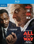 All The Way (Blu-ray + UltraViolet) Blu-ray
