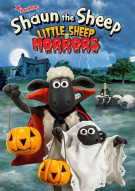 Shaun The Sheep: Little Sheep Of Horrors Directors Cut (DVD + UltraViolet) Movie