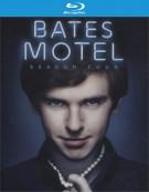 Bates Motel: Season Four (Blu-ray + UltraViolet) Blu-ray