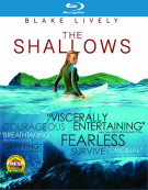 The Shallows (Blu-Ray/4K-UHD/Ultrviolet) Blu-ray