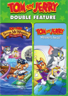 Tom And Jerry: Shiver Me Whiskers / Whiskers Away Movie