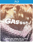 Gas-S-S-S-S Blu-ray