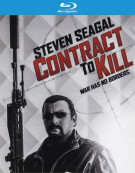 Contract To Kill (Blu-ray + UltraViolet) Blu-ray