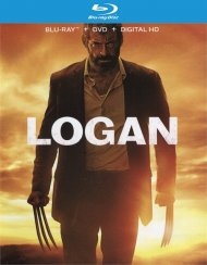 Logan (Blu-ray + DVD + UltraViolet) Blu-ray