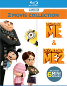 Despicable Me 2-Movie Collection (Blu-ray + DVD + UltraViolet) Blu-ray