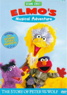 Elmos Musical Adventure Movie