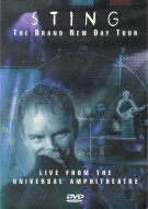 Sting: The Brand New Day Tour - Live From The Universal Amphitheatre Movie